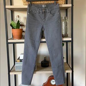 J. Crew Jeans - J. Crew Gray Toothpick Skinny Jeans